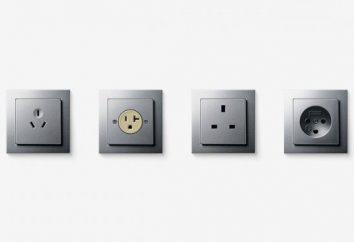 Connecteur. prise électrique