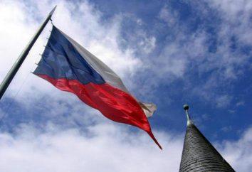 centra wizowe w Rosji, Czechach