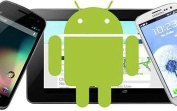 Instrukcje dotyczące używania smartfona dla początkujących: Samsung, Lenovo, LG, Fly