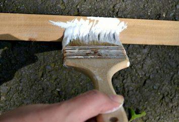 A cola de madeira de madeira? A escolha do adesivo e as suas regras de aplicação