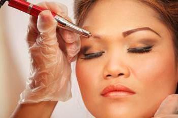 sobrancelhas Mikropigmentirovanie – especialmente procedimentos