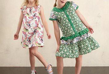 Sommer sundresses für Mädchen: Muster und Mode-Stile