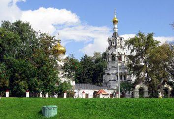 Kościół Eliasza Proroka w Cherkizovo. Iliinskaya Kościół w Cherkizovo