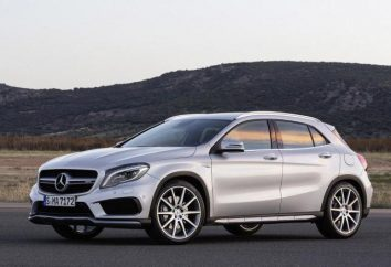 """""""Mercedes GLA 200""""- specyfikacje techniczne, wyposażenie wnętrz i projektowanie"""