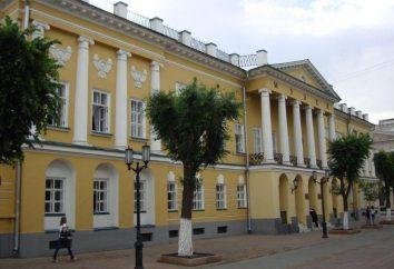 Rozrywka Orenburg: zabytki i zdjęcia