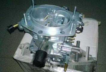 """Carb """"Solex 21073"""" à """"Niva"""": un dispositif, réparation, réglage, avis"""