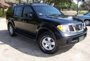 nissan pathfinder commentaires