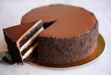 """Cake """"Kiss of the Negro"""": ein Rezept, vor allem Kochen, Dekorieren Optionen"""