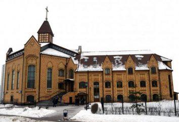 L'église protestante à Moscou: histoire, types, adresses