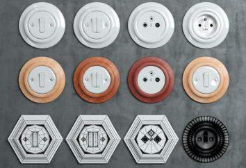 Interruptores e tomadas ABB: revisão