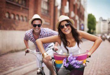Segnale che vieta il movimento sulla moto. I segnali stradali per i ciclisti. pista ciclabile