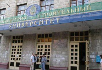 Volgogrado Universidad de Arquitectura (VolgGASU): admisión, formación, facultades y comentarios
