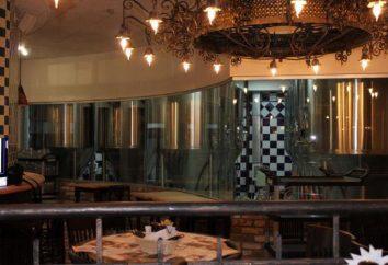Jekaterynburg restauracji z muzyką na żywo i parkiecie