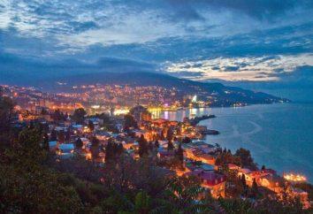 Yalta Pensionen. Erholsamer Urlaub auf der Krim
