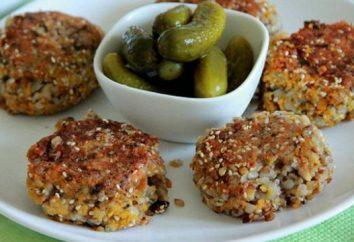 Krok po kroku przepis: grecki z mięsem mielonym i sosem grzybowym