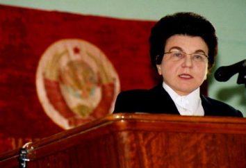 Ruso, químico Soviética Nina Andreeva: biografía, descubrimientos, logros y hechos interesantes