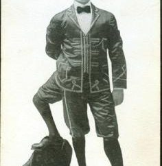 Francesco Lentini, un hombre con tres piernas (foto)