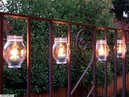 Lanterne pour le jardin: dispose d'une sélection