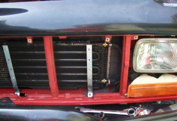 Automatische Getriebeölkühler: Beschreibung und Installations