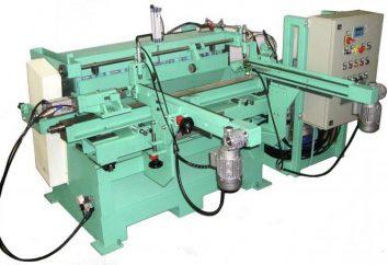 machine de profilage fraisage CNC pour le bois