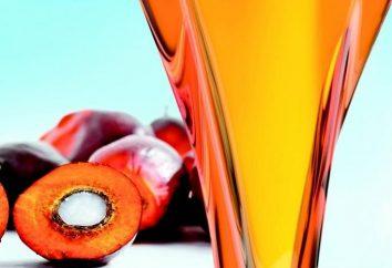 Unikalny czerwony olej palmowy? Korzyści i uszkodzenia produktu
