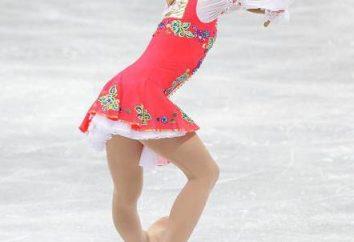 Shelepen Pauline: Estrela fechada de patinação artística