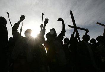 Le sfide della modernità, o Come posso prevenire i conflitti etnici?