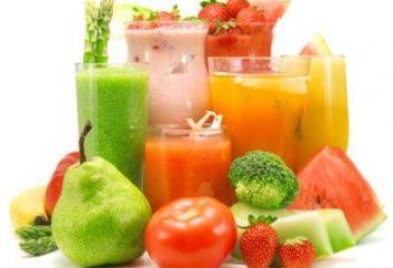 Therapeutische Ernährung: eine Diät Nummerierung