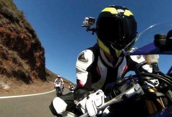 Videocamera su un casco: come scegliere un DVR per una bicicletta o moto