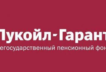 """No estatales """"Lukoil-Garant"""" de fondos de pensiones: opiniones de clientes"""