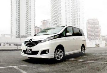 """Przegląd samochodu Mazda""""bias'"""