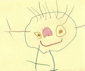 Fantastyczne zwierzęta. Niezwykłe dzieci rysunki: testy psychologiczne dla dzieci