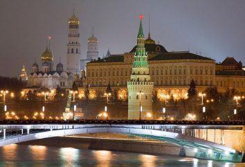 região central da economia – o núcleo da história e economia da Rússia