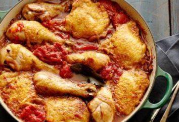 Cobertura De Frango: receitas de cozinha