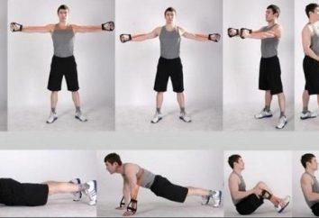 exercícios básicos com expansores para homens
