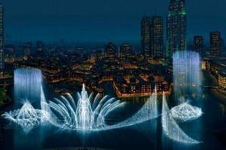 Przygody Sindbada, lub Co to jest park wodny w Dubaju