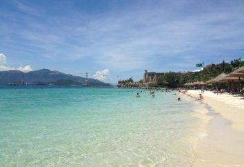 As melhores praias de Nha Trang (Vietnã). Hotéis em Nha Trang com praia privada