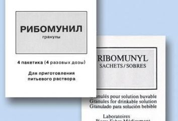 """Ribomunil"": analogi, cena, instrukcja, opis"