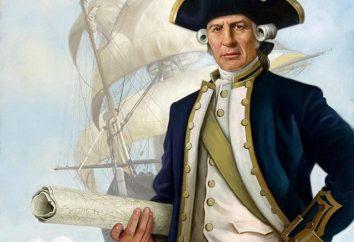 10 fatos pouco conhecidos sobre o famoso Captain James Cook