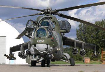 Śmigłowiec bojowy Mi-35M: historia, opis i charakterystyka