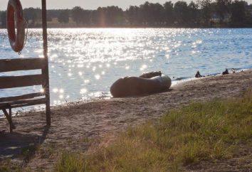 Lac invite Kumkul. Centre de loisirs – un choix