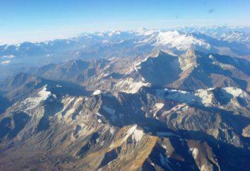 Najdłuższy góra świata: Top 4