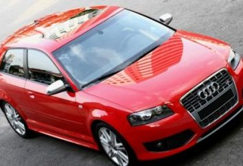 Frapper l'imagination Audi S3