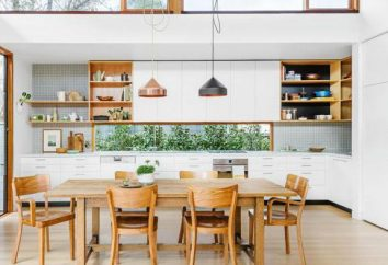 Transfert de la cuisine au salon: solutions inacceptables et permises. Remodeler l'appartement