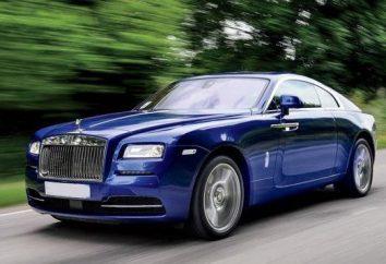 Rolls-Royce Wraith: specyfikacje, zdjęcia, opinie