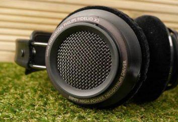 Przegląd słuchawki Philips Fidelio X2