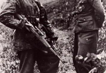 Niemiecki snajper Josef Allerberger: biografia i zdjęcia