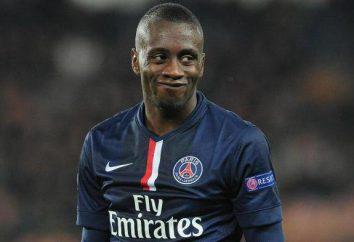 El centrocampista francés Blez Matyuidi