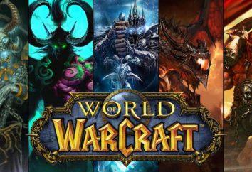 """""""La storia di World of Warcraft: La peste di zombie"""": la descrizione, i personaggi, il passaggio"""
