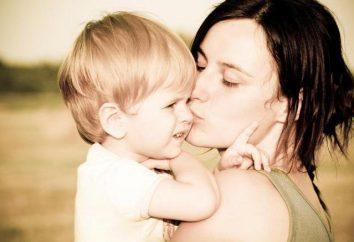 Przysłowia narody Rosji o miłości matki. przykłady